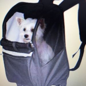 Dog Pet Carrier Does Not include Dog
